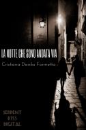 LA NOTTE CHE SONO ANDATA VIA cover